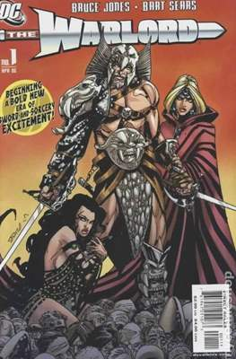 Warlord Vol. 2 (2006-2007)