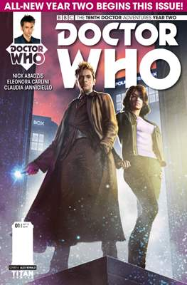 Doctor Who: The Tenth Doctor Adventures Year Two