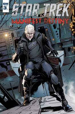 Star Trek: Manifest Destiny (Comic-book / Digital) #3