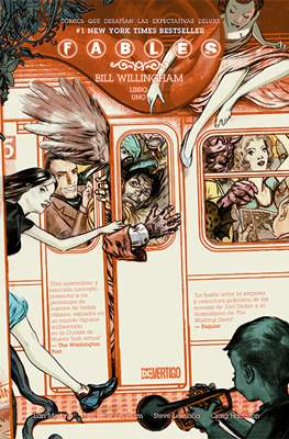 Fables: Deluxe Edition - DC Black Label