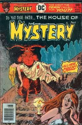 The House of Mystery (Comic Book) #244