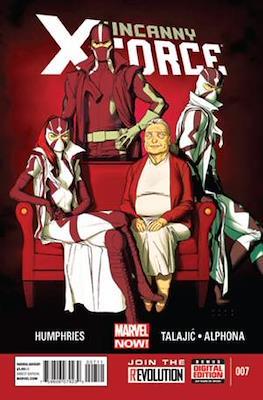 Uncanny X-Force Vol. 2 #7