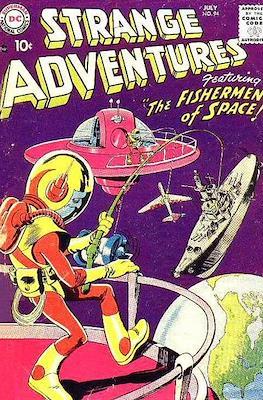 Strange Adventures (Comic Book) #94