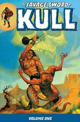 The Savage Sword of Kull