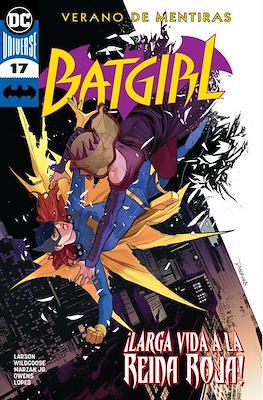 Batgirl (2018-) #17