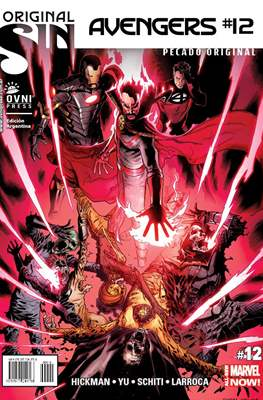 Avengers: Marvel Now! (Rústica) #12