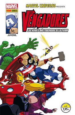 Marvel Universe presenta #2