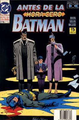 Batman: Antes de la hora cero