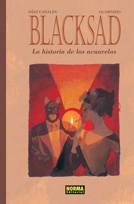 Blacksad. La historia de las acuarelas (Cartoné 80-40 pp) #1