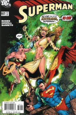 Superman Vol. 1 / Adventures of Superman Vol. 1 (1939-2011) (Comic Book) #661