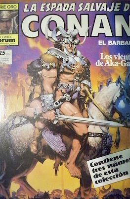La Espada Salvaje de Conan - Álbum especial #4