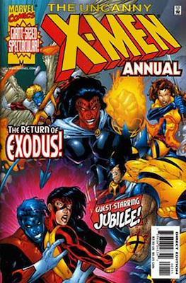 Uncanny X-Men Vol. 1 Annuals (1963-2011) (Comic-Book) #23