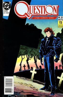 Question (1988-1991) (Grapa) #30