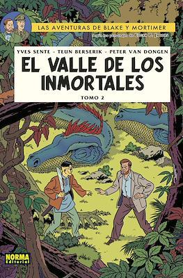 Las aventuras de Blake y Mortimer #26