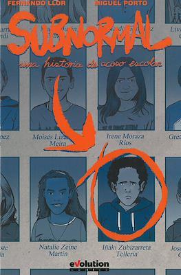 Subnormal. Una historia de acoso escolar (Cartoné 152 pp)
