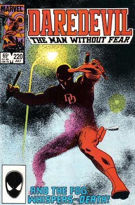 Daredevil Vol. 1 (1964-1998) (Comic Book) #220