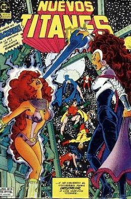 Nuevos Titanes Vol. 1 (1984-1988) (Grapa 40 pp) #23