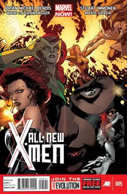 All-New X-Men (Comic Book) #5