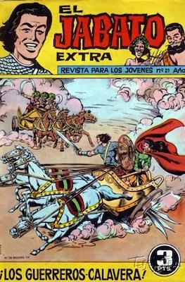 El Jabato extra (Grapa,) #21