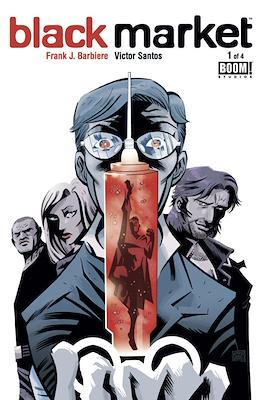 Black Market (Comic Book) #1