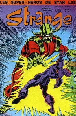 Strange #5