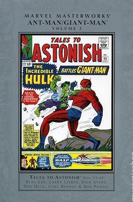 Marvel Masterworks: Ant-Man / Giant-Man (Hardcover 298-376 pp) #2