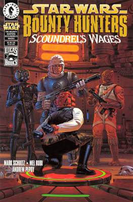 Star Wars: The Bounty Hunters - Scoundrel's Wages