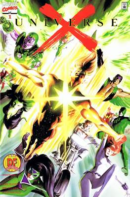 Universe X. Dynamic Forces Variant Covers (Comic-book) #1