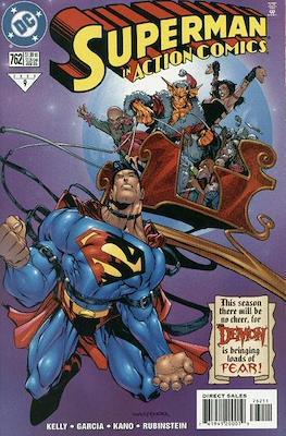 Action Comics Vol. 1 (1938-2011; 2016-) #762