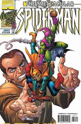 The Spectacular Spider-Man Vol. 1 (Comic Book) #259