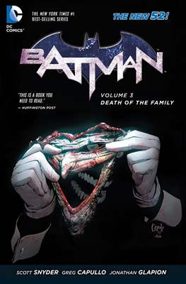 Batman Vol. 2 (2011-2016) (Cartoné) #3