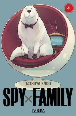 Spy x Family (Rústica) #4