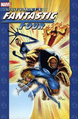 Ultimate Fantastic Four (Hardcover) #2