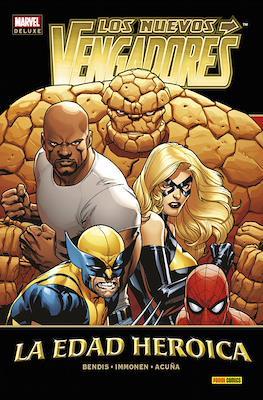 Los Nuevos Vengadores. Marvel Deluxe #14
