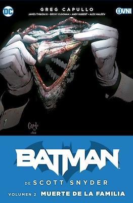 Batman de Scott Snyder (Rústica 312-336 pp) #2
