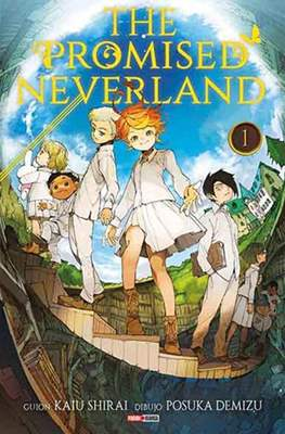The Promised Neverland (Rústica con sobrecubierta) #1