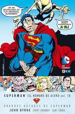 Grandes Autores de Superman: John Byrne (Cartoné 232 pp) #10