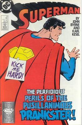 Superman Vol. 2 (1987-2006) (Comic Book) #16