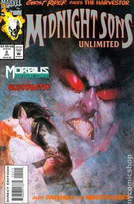 Midnight Sons Unlimited (Comic Book) #2