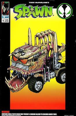 Spawn McFarlane's Toys Serie 1 Comic-books (Comic-book) #8