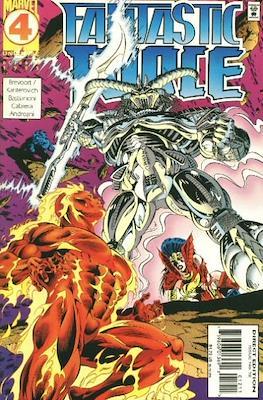 Fantastic Force Vol. 1 (1994-1996) (Saddle-stitched) #12