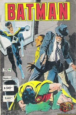Batman Vol. 1 (1987-2002) (Grapa) #41