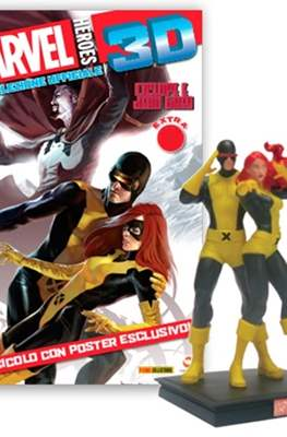 Marvel Héroes 3D: Especiales - Colección Oficial #7