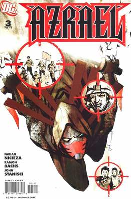 Azrael Vol. 2 (2009-2011) #3