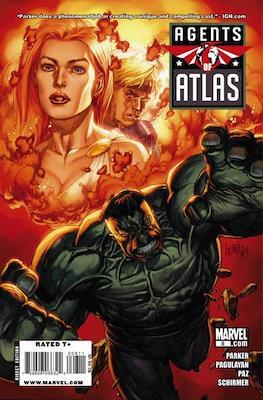 Agents of Atlas Vol. 2 (2009) #8