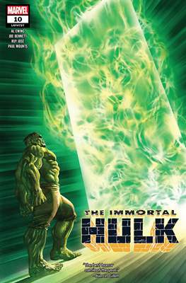 The Immortal Hulk (2018-) (Comic Book) #10