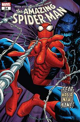 The Amazing Spider-Man Vol. 5 (2018 - ) (Comic Book) #24