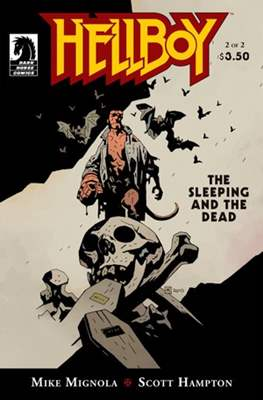 Hellboy. The Sleeping and The Dead (Comic Book) #2