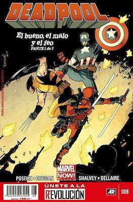 Deadpool (2014-2016) (Grapa) #8