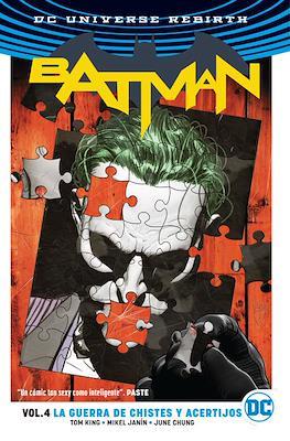 Batman (2017-...) (Rústica) #4